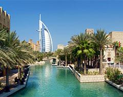 Dubais fine hoteller