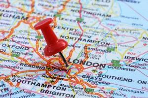 Billigt til London