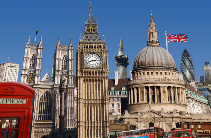 London ferie